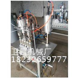 半自动聚氨酯门窗泡沫填充剂机器性能稳定