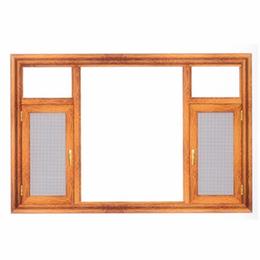 明业门窗  100断桥窗纱一体缩略图