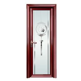 红木 铝合金家用门