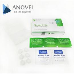 艾诺维隐形口罩采用德国医用硅胶英国进口HV静电驻极滤芯