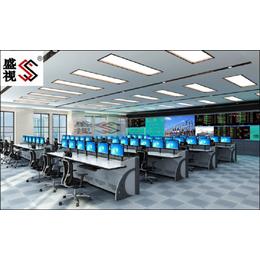 分局作战中心控制台  监控中心操作台  调度台 广州盛视直销