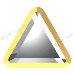 批发2711三角形钻环保施华洛世奇圆形