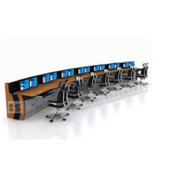 广州盛视专业生产广州地铁运营工作席 功能席位  厂家直销