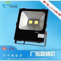 厂家直销LED投光灯户外球场广场工厂泛光灯晶元芯片户外照明