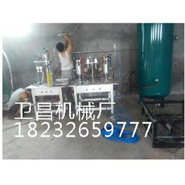 发泡胶门窗粘结剂专业灌装机小投入建厂