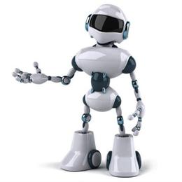 机器人模型精刻打磨喷涂以CNC手板加工技术制作
