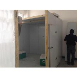 河北中小型医疗物流冷库 酒店后厨冷库  优质环保药品冷库安装