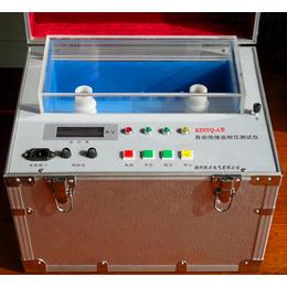 80KV绝缘油介电强度测 试仪价格与技术参数