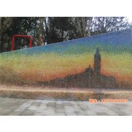 鹅卵石胶水|郴州鹅卵石|申达陶瓷厂(查看)