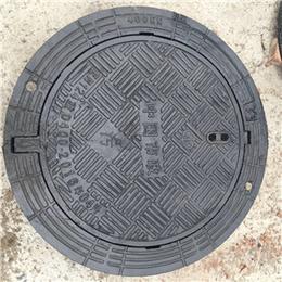 供应天津井盖天津球墨铸铁井盖厂家地址 电力双层铸铁井盖价格