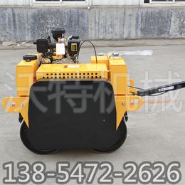 河北销售手扶压路机 实用的小型振动压路机