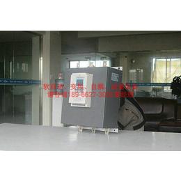 螺旋洗砂机配电箱 常规电机160KW软起动器报价