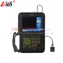 力盈正品数字式彩屏超声波探伤仪MUT500B