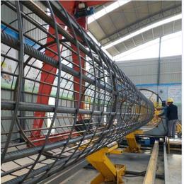 供应厂家直销数控钢筋笼滚焊机 数控钢筋笼成型机 钢筋滚笼机