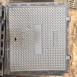 供应天津井盖天津球墨铸铁井盖常用规格 球墨铸铁方形井盖价格
