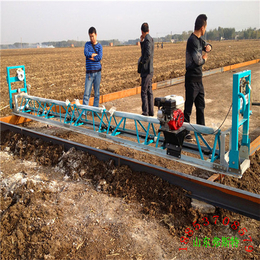 弗斯特混凝土摊铺机 框架式摊铺机好用 修路特别顺畅坚固