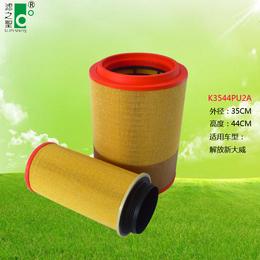 广东滤清器厂家直销K3544PU空气滤清器 汽车空气滤清器