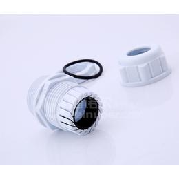 葛兰头供应厂家雷诺尔LNE-K-EX塑料电缆防水接头 格兰头