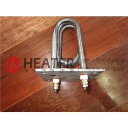 上海庄昊供应法兰电热管支持非标定制厂家直销