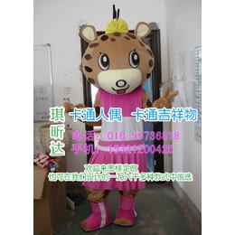 北京卡通人偶服装定制工厂-大型活动人偶