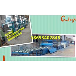 新型玻镁防火装饰板地上码垛机设备生产厂家