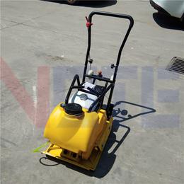 超低价小型平板夯挖土效果 特价热销路面小型夯土机