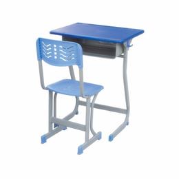 塑钢固定式课桌椅缩略图