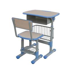 套管式可调节学生课桌椅