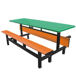 八位玻璃钢食堂餐桌缩略图