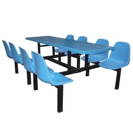 八位玻璃钢餐桌缩略图