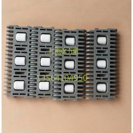 轮胎输送行业专用滚珠塑料网带