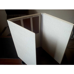 模压门板色卡橱柜门板色板样本