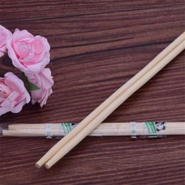 独立包装竹制品一次性竹筷双生筷