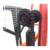 搬运设备01B02H001-04窄腿锻打式手动堆高车缩略图2