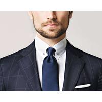 关于正装衬衫领子的学问