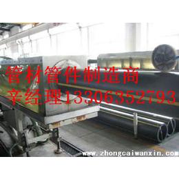 甘肃省酒泉市新国标HDPE燃气管材管件