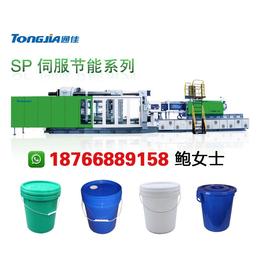 塑料桶生产厂家 塑料圆桶注塑机厂家 机油桶注塑机价格