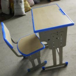供应单人课桌椅 学校课桌椅