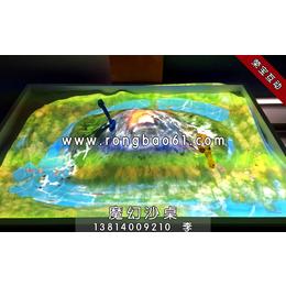 互动投影沙桌-魔幻沙桌-沙盘投影-互动投影沙桌游戏缩略图