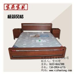 卧室套房实木家具、实木家具、钊通木业(查看)