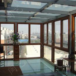 佐翔厂家 铝合金结构阳光房 户外玻璃房缩略图