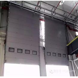 电动竖直提升门 工业门
