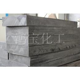 鸿宝生产各种型号耐磨耐腐蚀聚乙烯挡板 挡煤板