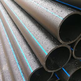 德州市优质新国标HDPE燃气管材管件制造商