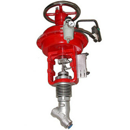 Y型气动疏水阀作用 Y型气动疏水阀结构图