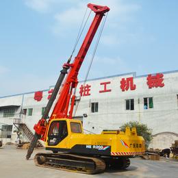 广东海峨桩工旋挖钻机房屋基建打桩专业快速