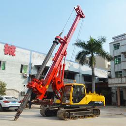 广东海峨桩工旋挖钻机房屋基建打桩信誉保证