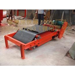 供应RCYB系列悬挂式永磁除铁器永磁带式磁选机干式强磁除铁器