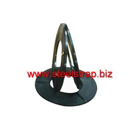 供应厂家批发烤蓝打包钢带打包铁皮包装钢带
