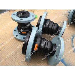 河南恒众厂家同心异径橡胶接头 橡胶软连接 安装参数 规格